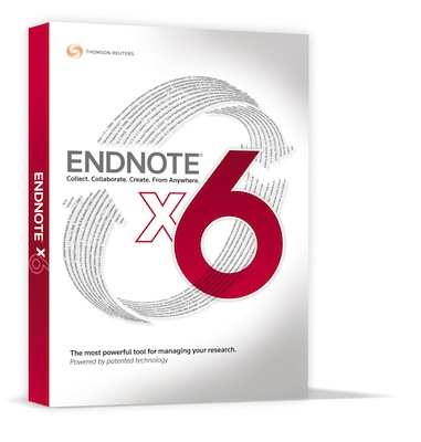 EndNote packaging